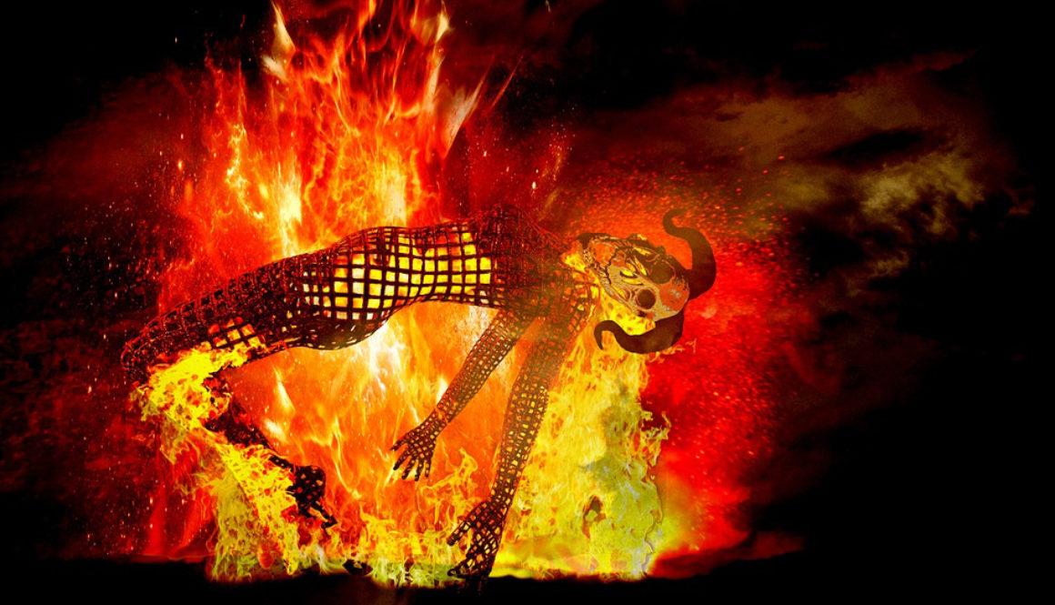 Rituele verbranding | Vaderschap
